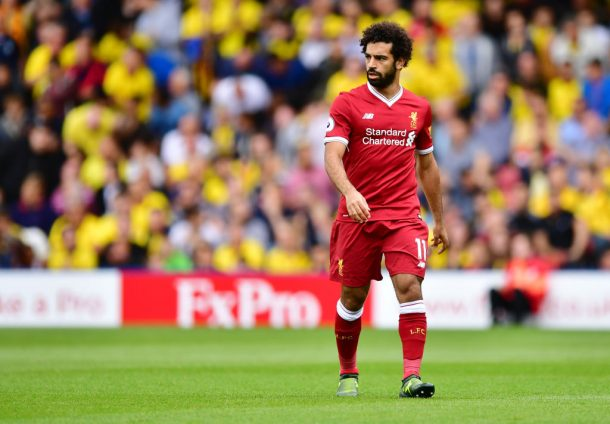 Mohammed Salah Attracts Interest From Real Madrid