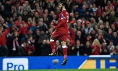 Mohamed Salah beats Messi and Ronaldo to UEFA Champions League Player of the Week award