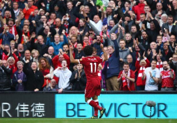 Michael Owen praises Mohamed Salah's quick start with Liverpool