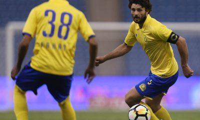 Hossam Ghaly Al-Nassr FC