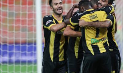Kahraba assists twice in Ittihad draw with Ohod
