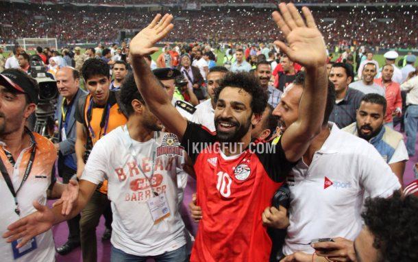 Salah wins CAF POTY