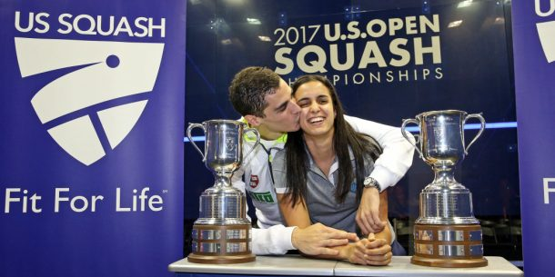 Nour El Tayeb and Ali Farag win US Open titles
