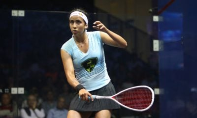 Nouran Gohar moves two places in PSA World Rankings for October
