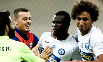 Amr Warda Atromitos