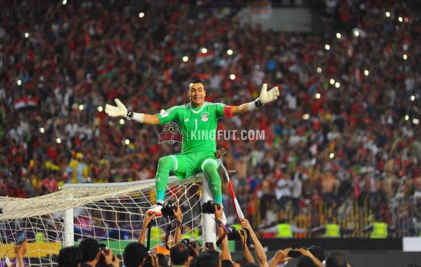 Essam El-Hadary on World Cup dream, his age, Mohamed Salah