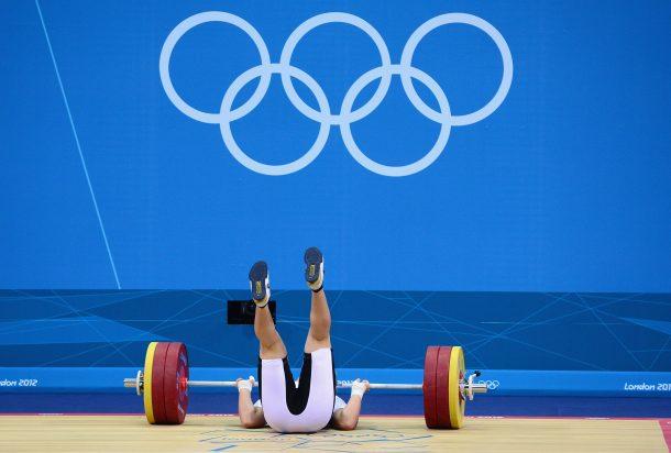 Abeer Abdelrahman receives silver medal