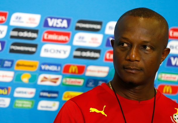 Image result for kwesi appiah""