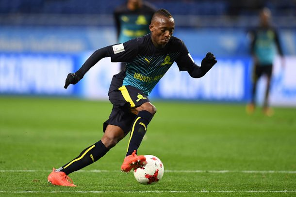 Zamalek keeping tabs on Mamelodi Sundowns forward Billiat