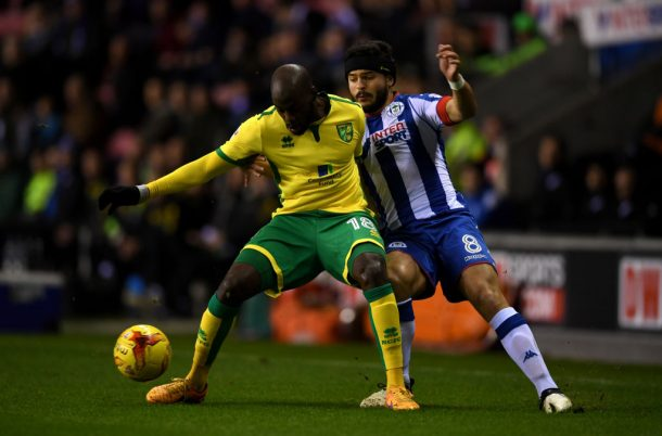 Derby County, Norwich City lining up move for Sam Morsy - Report