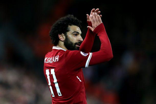 Trent Alexander-Arnold on Mohamed Salah
