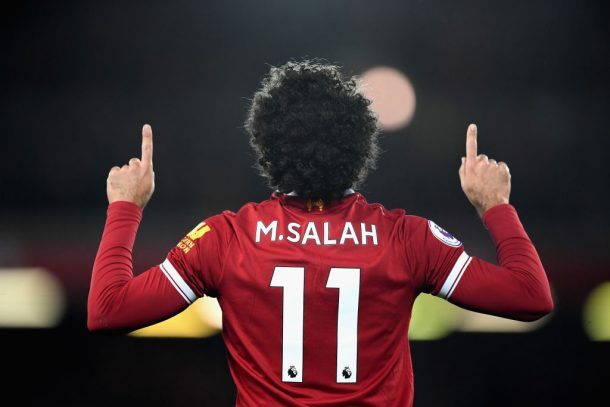 Mohamed Salah nominated for Premier League Player, Goal of the month awards