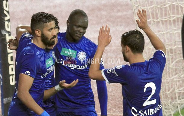Mohamed Hamdy Zaki scores as Smouha draw with Ittihad of Alexandria