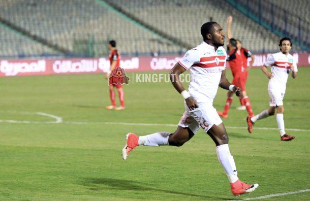 Substitute Kasongo scores as Zamalek beat Assiouty Sport