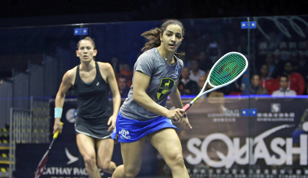 SQUASH: Egyptians dominate Hong Kong Open quarter-finals