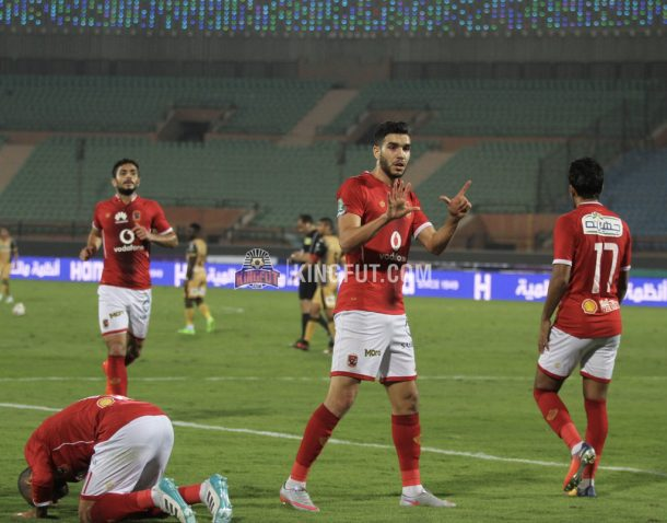 Azaro scores as Al Ahly beat Entag