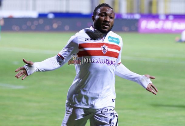 OFFICIAL: Benjamin Acheampong joins El-Geish on loan from Zamalek