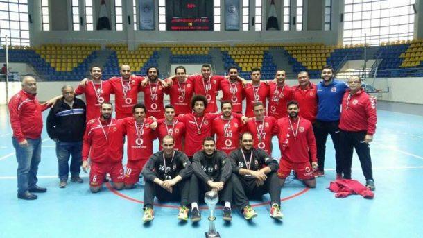HANDBALL: Al Ahly beat Zamalek, lift Egypt FA Cup