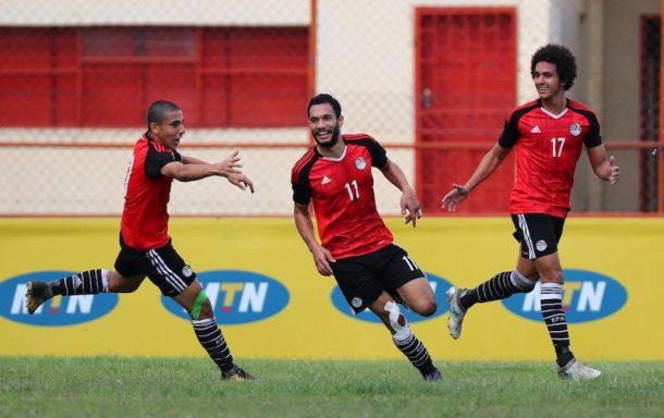 Egypt qualify for 2017COSAFAU-20 Championship semi-finals