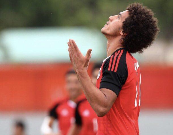 Bogy bags brace as Egypt U20 beat Mauritius in COSAFA Championship