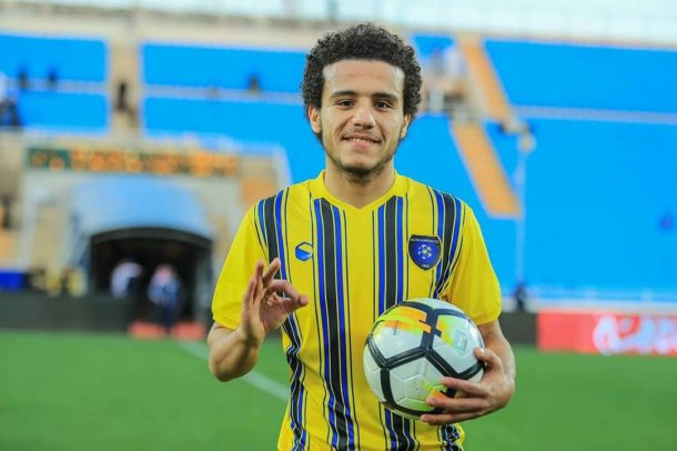 Mostafa Fathi ruled out for rest of the season with knee injury