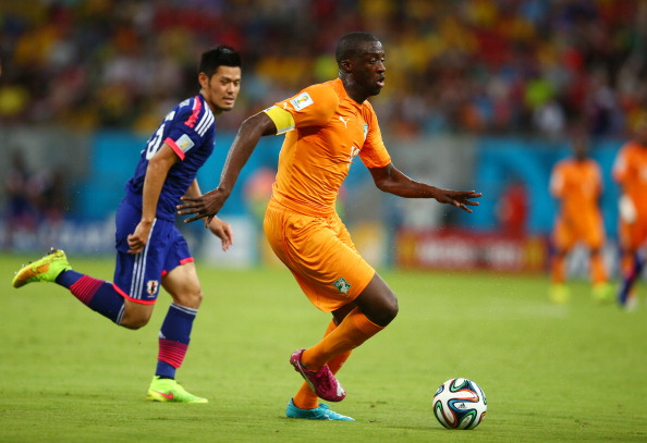 Manchester City's Yaya Toure agrees to play for Ivory Coast again
