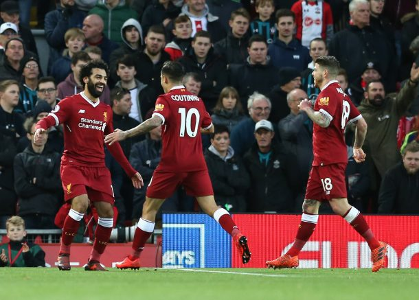 Klopp: Surprise Liverpool line-up was key in Brighton romp
