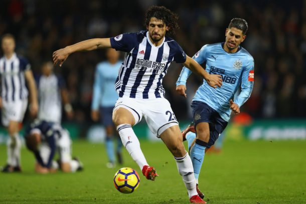 West Bromwich Albion sign Ahmed Hegazi on permanent deal
