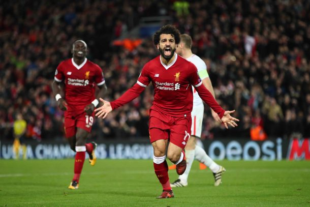 Mohamed Salah Named African Footballer Of The Year By The BBC