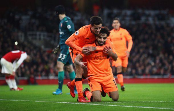 Salah and Coutinho