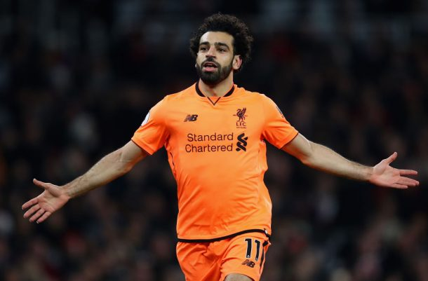 Mohamed Salah ranked in world's top 15 most expensive players