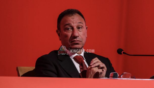 Mahmoud El-Khatib announces Al Ahly stadium project