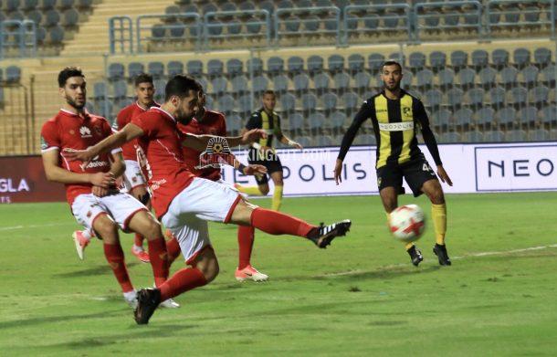 Degla Hold Al Ahly