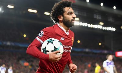 Mohamed Salah Real Madrid