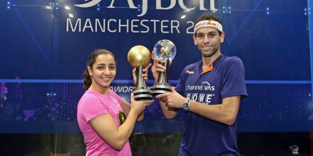 El-Shorbagy, El-Welily named PSA Players of the Month for December