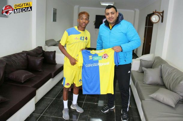 Assiouty Sport sign Platinum Stars duo
