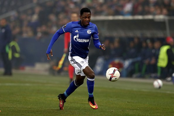 Chelsea confirm Baba Rahman's loan move to Schalke