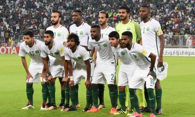 Saudi Arabia National Team