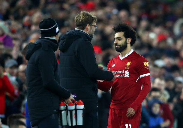 Klopp confirms Mohamed Salah is fit for Man City clash