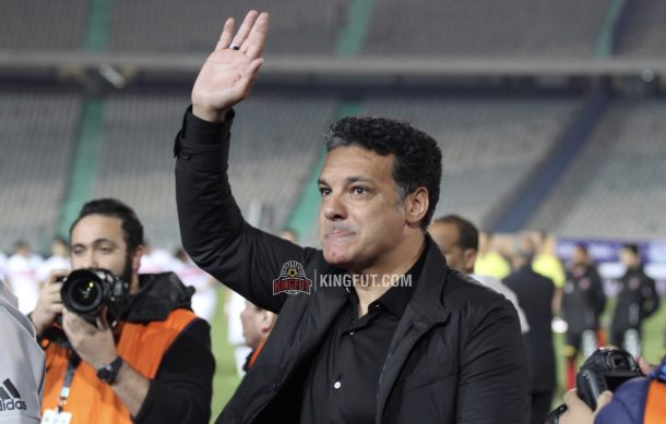 OFFICIAL: Zamalek sack manager Ehab Galal