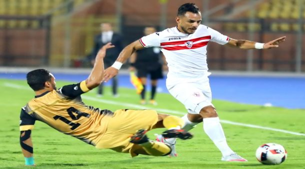 OFFICIAL: Zamalek's Khaled Kamar joins Entag El-Harby on loan