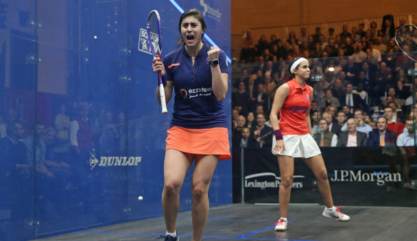 SQUASH: Nour El-Sherbini wins 2018 Tournament of Champions title