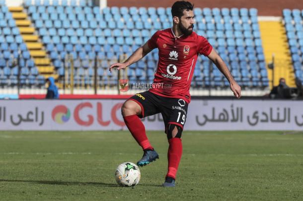 Abdallah El-Said bids farewell to Al Ahly fans following Finland move