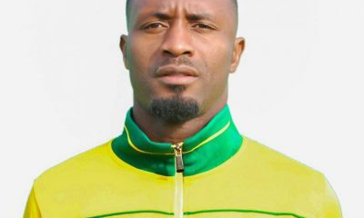 Kano Pillars Chinedu Udoji Nigerian defender