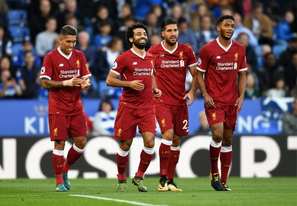 Liverpool's Mohamed Salah is worth 'over £100m now'