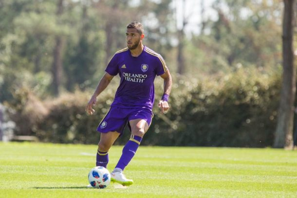 Amro Tarek scores in Orlando City draw with New England