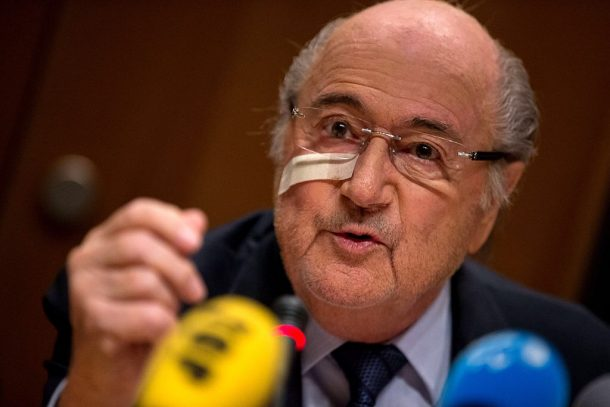 Former FIFA president backs Morocco's bid to host 2026 World Cup