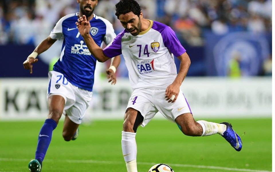 fabbdff0cc Hussein El-Shahat features as Al-Ain lose to Al-Sharjah