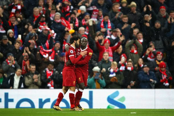 Sadio Mane responds to selfish criticism, says it doesn't matter who scores