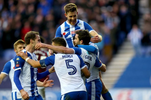 Manchester City stunned by third-tier Wigan in FA Cup fifth round